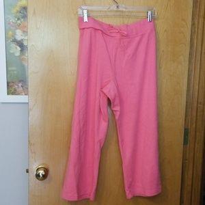 Women's plus sized cropped pants